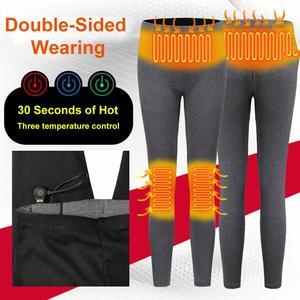 USB Heated Pants Women Heating
