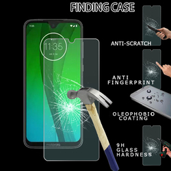 На Алиэкспресс купить стекло для смартфона hd tempered glass screen protector suitable for motorola moto g7/moto g7/moto z4 plus anti-fingerprint glass film
