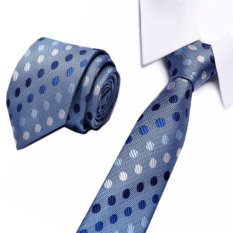 Новинка 7,5 см галстуки для мужчин полосатый клетчатый синий галстук свадебное платье галстук модный роскошный клетчатый бизнес Роскошный