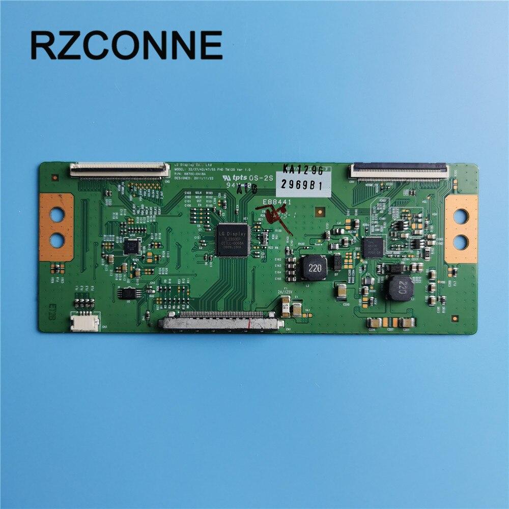 T-con Board For LG  32/37/42/47/55 FHD TM120 6870C-0418A