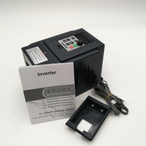 Image 5 - AT4 1.5KW/2.2KW 220V Eenfase Input En 380V 3 Fase Uitgang Frequentie Converter Drive/Frequentie Omvormer/Vfd Nieuwe