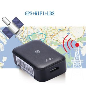 Image 1 - GF21 Mini GPS Real Time Car Tracker Anti Lost Device Voice Control Recording Locator High definition Microphone WIFI+LBS+GPS Pos