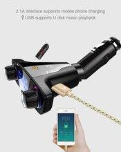 Smart Charge Dual USB Car Audio MP3 Player Car Charger Bt 06 FM Transmitter Aux Modulator Bluetooth Handsfree Car Kit
