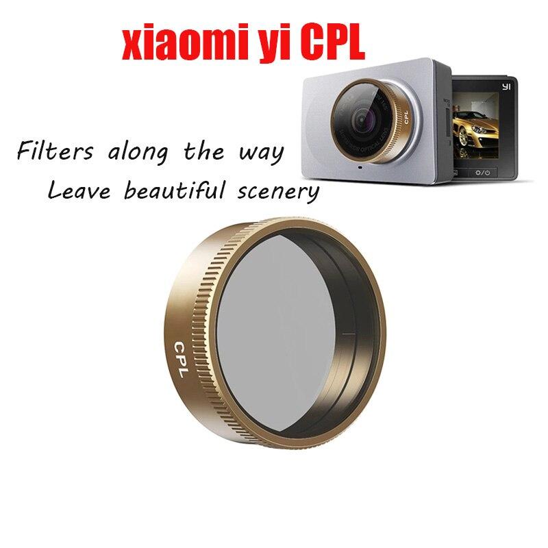 For original xiaomi Yi Windscreen suction cup bracket /original Mi Yi car Dvr camera lens filter CPL elimination reflection