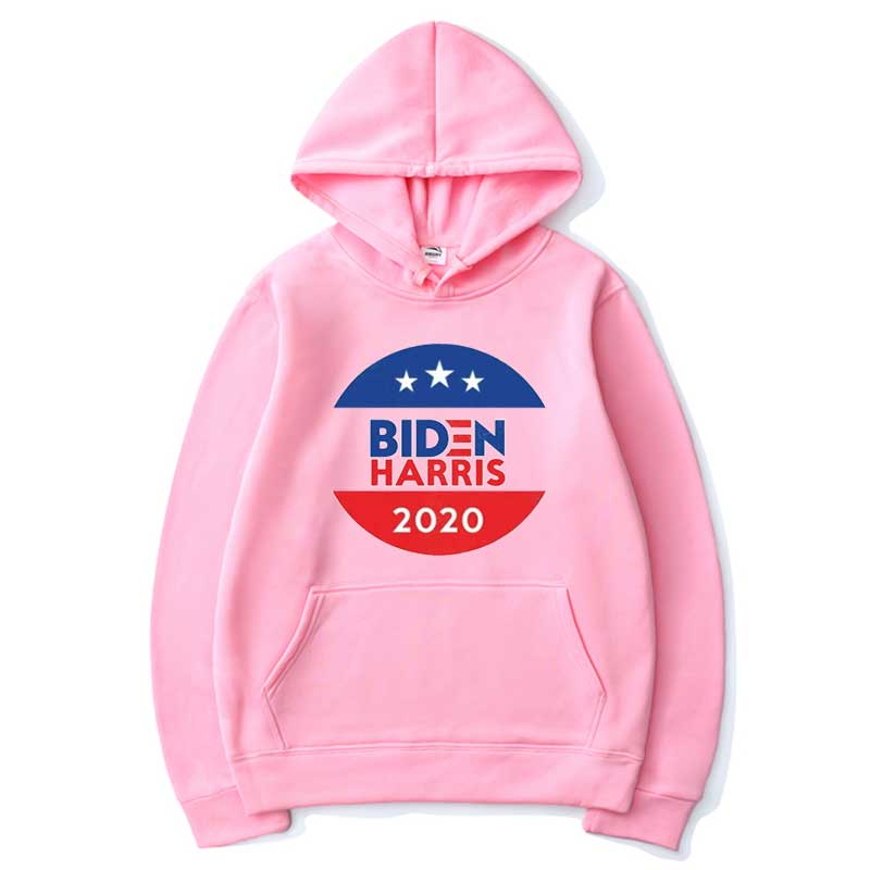 Новый пуловер премиум-класса с капюшоном, с символикой кандидата в президенты США Джо биден, демократ-президент, дышащий модный дизайн, пуло...
