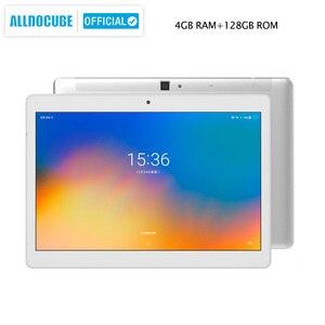 Image 2 - ALLDOCUBE M5X פרו 10.1 אינץ Tablet אנדרואיד 4GB RAM 128GB ROM MTK X27 4G LTE 10 ליבה שיחת טלפון טבליות מחשב 2560*1600 IPS