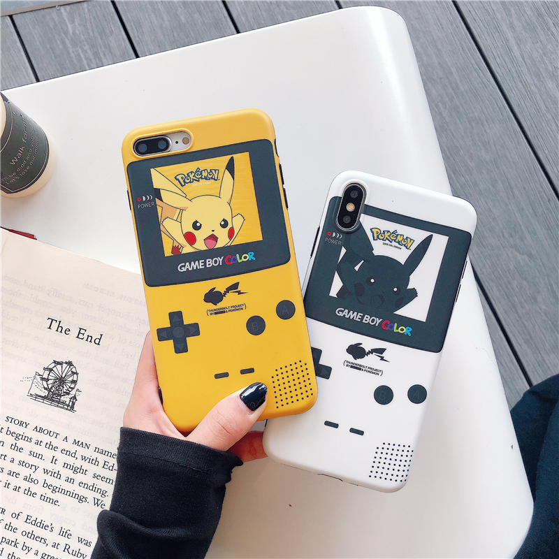 Cute Pokemon Mobile Cover Case For iPhone 6 - 11 pro  1