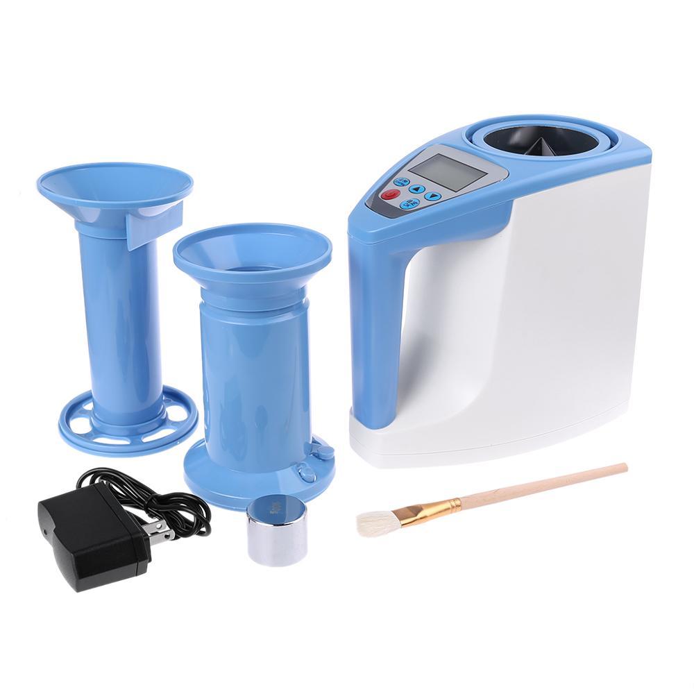 LCD automático Digital de Grãos de Milho Arroz Trigo Testador Medidor de Umidade Medidor de Umidade de Alta Precisão Detector de Umidade