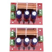 2 قطعة 400W المتكلم كروس 2 طريقة يا تعديل مكبر B المتحدثون تصفية تردد مقسم ل 2 16Ohm