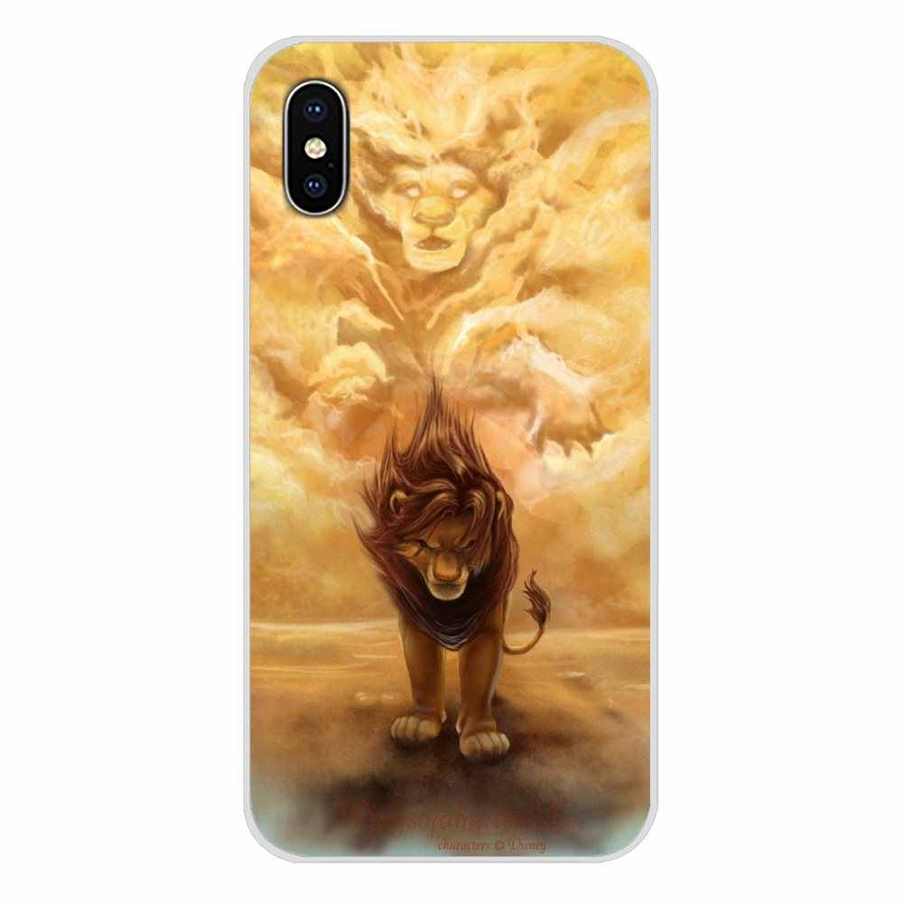 coque silicone le roi lion iphone 7