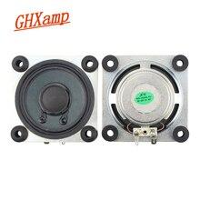 GHXAMP Ultra-Dünne 3 Inch 10W Lautsprecher Vollständige Palette Lautsprecher HiFi Kleine Horn Lautsprecher 8 ohm Lautsprecher Audio diy Einheit