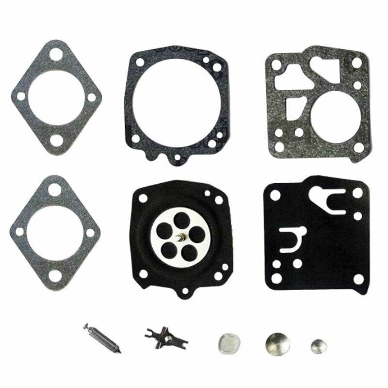 Set Carb Carburetor Rebuild Kit For Stihl 041 045 051 076 TS510 TS760 Tillotson HS Series Power Tool Accessories