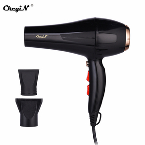 Image 2 - 5000W Professional Hair Dryer With Nozzle Super Power Hair Salon Styling Tools Hair Drier Hot Cold Air Speed Adjust Hair Blower