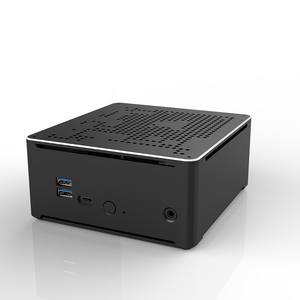 Image 4 - Najnowszy Mini komputer Intel i9 10880H i9 9880H i7 9850H 2 * DDR4 2 * M.2 PCIE + 1*2.5 SATA Graphics 630 cisza gier PC HDMI DP AC WiFi BT