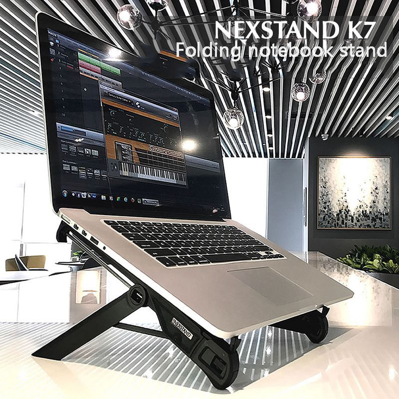 NEXSTAND K7 Laptop Stand Folding Portable Laptop Table Office Ergonomic Notebook Stand holder For Macbook Pro Laptop Accessories