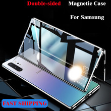 360 Magnetic Metal Case For Samsung Gala