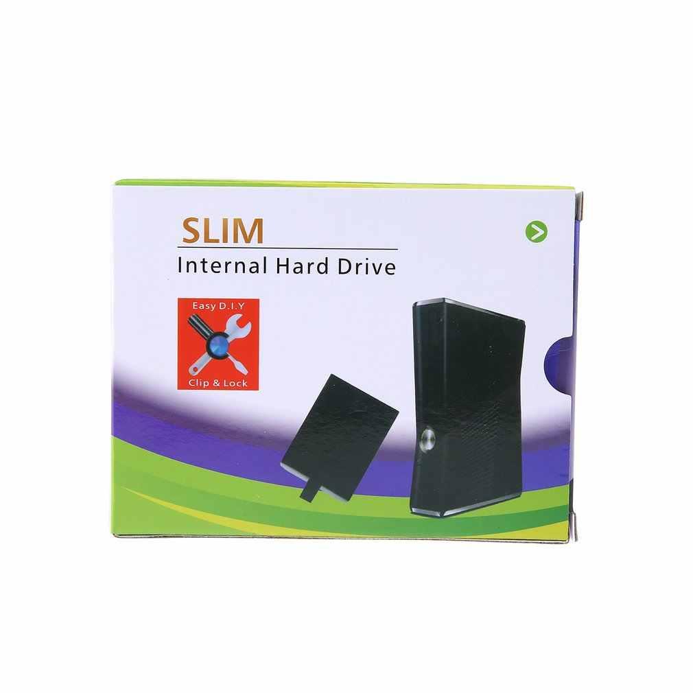 Ổ Cứng Đĩa Dành Cho Xbox 360 Slim Tay Cầm Chơi Game Nội Bộ HDD Harddisk Cho Microsoft XBOX360 Slim 500GB 250GB 60GB 120GB 320GB