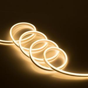 1/3/5/10/15/20M taśmy LED światła 220V Adapter ue Neon znaki świetlne RGB/ciepły biały/niebieski wodoodporna taśma LED światła oświetlenie Xmas