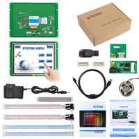 8 Inch HMI STONE TFT LCD Module STI080WT-01 with Touch Panel + Controller Board + Software