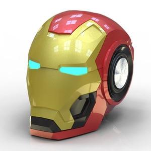 N20C Iron Man Wireless Bluetoo