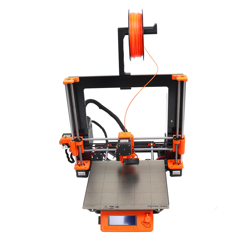 Clone Prusa I3 MK3S Printer Full Kit  With Einsy Rambo Sunon Fan Gates Belt PETG Printed Parts Prusa I3 Mk3s Printer Full Kit