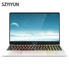 16G RAM i5-8250U Laptop Backlit Keyboard 128G-1024G SSD 15.6 Inch Metal Office N