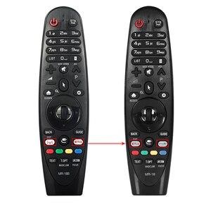 Image 2 - Pilot uniwersalny do lg LCD TV MR 18 AN MR18BA AN MR19BA AN MR18 SK8000 SK8070 AKB75375501 OLED65W8PU z netflx amazon