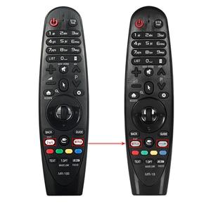 Image 2 - Remote control universal for lg LCD TV MR 18 AN MR18BA AN MR19BA AN MR18 SK8000 SK8070 AKB75375501 OLED65W8PU with netflx amazon