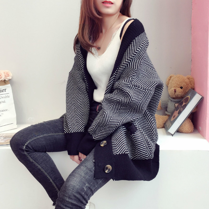 Warm Knitted Jumpers Oversized 4