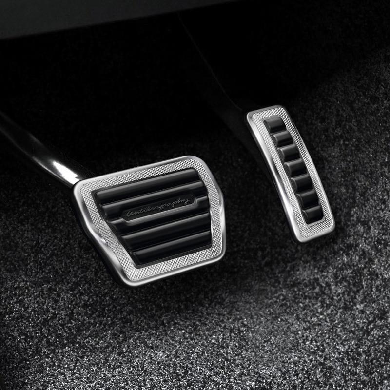 pedal de acelerador de freio automotivo pedal de descanso de pe para range rover vogue 2013