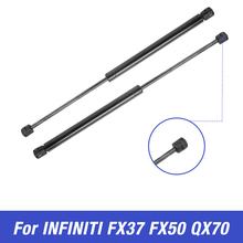 цена на Tailgate Gas Spring Charged Struts Lift Support For INFINITI  FX37 FX50 QX70 2009-2013 2009-2010 2014-2017