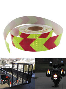 Reflective Tape Stickers Mark Self-Adhesive Automobiles Safety Motorcycle 3M Car-Styling
