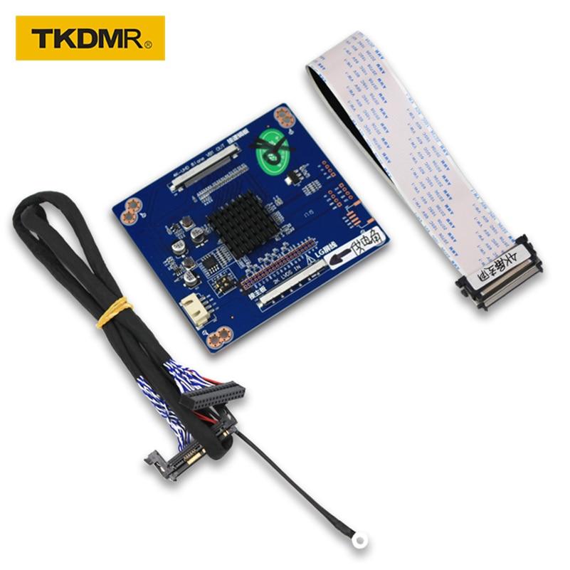 TKDMR T-60S LCD Screen Tester Dedicated 2K To 4K Adapter Board LCD Screen Detector 4K Screen / VB-ONE / VB1 Adapter Board