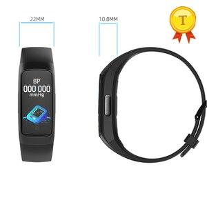 Image 2 - ที่ดีที่สุดขาย PPG ECG สร้อยข้อมือสมาร์ทความดันโลหิตเลือดออกซิเจนวัด Heart Rate Monitor นาฬิกา Fitness Tracker สายรัดข้อมือ