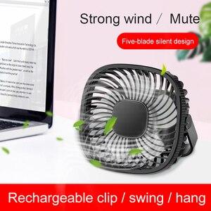 Image 3 - Ufficio mini desktop di ventola di raffreddamento USB Micro USB 2.0 fan flessibile estate gadget studente camera da letto giochi, adatto per tablet mobile