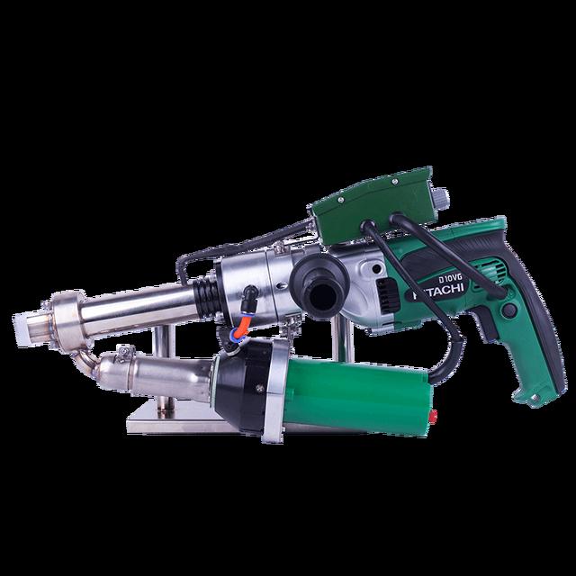 Plastic Extrusion Welding Gun Plastic Extrusion Welder Pp Hdpe Hand Welding Extruder Hand Extruder Lesite Lst600a Best Deal E903b Cicig