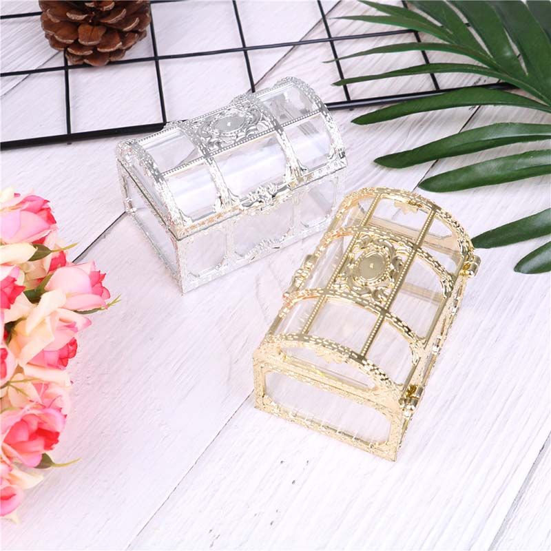 1 шт., пустотелая Золотая фольга, коробка для торта и конфет, для свадьбы, свадьбы, для детского душа, Подарочная коробка, упаковка, вечерние принадлежности для мероприятий