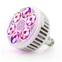 Led Grow Light Full Spectrum 120W phyto LED fitolamp E27 Growing Lamp 36 LEDs SMD3030 Chips plant Indoor Hydroponics Plant