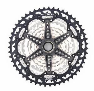 Image 5 - SHIMANO DEORE XT CS M8100 Cassette Sprocke M8100 Freewheel Cogs Mountain Bike MTB 12 Speed 10 45T 10 51T M8100 Cassette Sprocket