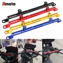 Voor Kymco Xciting 250/300/400/400S/500 K Xct Hot Deals Motorfiets Accessoires cross Bar Stuurdemper Balans Hendel Met Logo