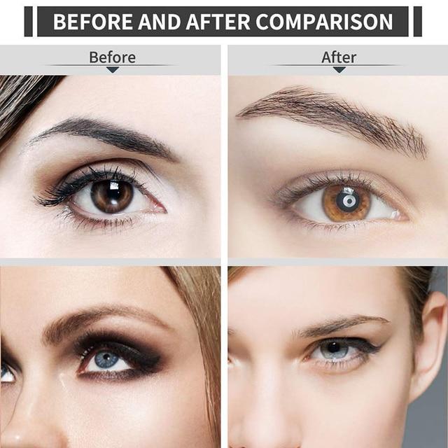 Brows Eyebrow Trimmer Mini Painless Eye Brow Epilator For Women Eyebrow Trimmer Dropshipping 4
