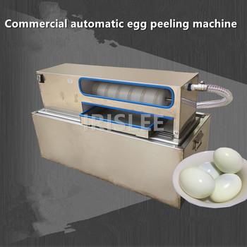 Jaja przepiórcze ze stali nierdzewnej Huller Sheller instrukcja przepiórcze jajko maszyna do obierania jajko robot kuchenny przepiórcze jajko maszyna do obierania jaj tanie i dobre opinie IRISLEE 220 v CN (pochodzenie) STAINLESS STEEL 750*330*440mm 25kg 3000 h