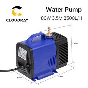 Image 4 - 水中ウォーターポンプ 80 ワット 3.5 メートル 3500L/h IPX8 220 用CO2 レーザー彫刻切断機