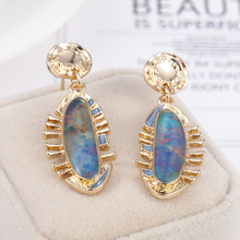 New Multiple Vintage Ethnic Dangle Drop Earrings for Women Female Anniversary Bridal Party Wedding Jewelry Ornaments Accessories 2019 new vintage ethnic ear hook dangle drop earrings for women female stone bridal party wedding jewelry ornaments accessories