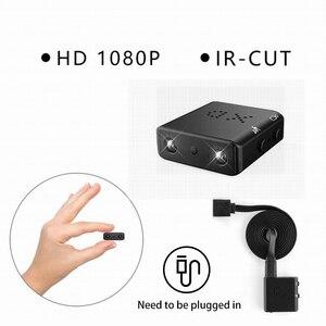 XD 1080P HD Mini caméra plus petit caméscope Micro caméra infrarouge Vision nocturne détection de mouvement DV DVR caméra de sécurité