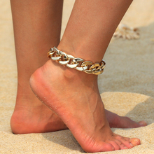 Fashion Anklet Bohemian Jewelry Creative Box Ankle Bracelet Freedom Anklets for Women Charm Beach Accessories