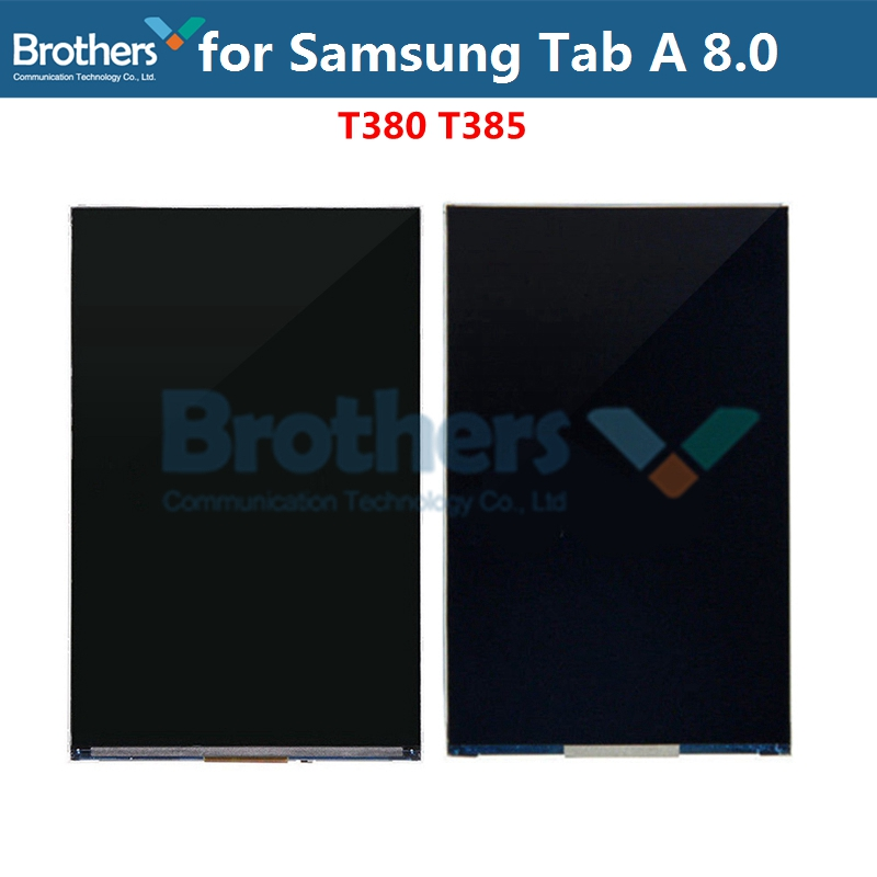 Tablet LCD For Sumsang Galaxy Tab A 8.0 T380 T385 LCD Display Screen For Samsung SM-T380 SM-T385 Panel LCD Replacemet Top Tested