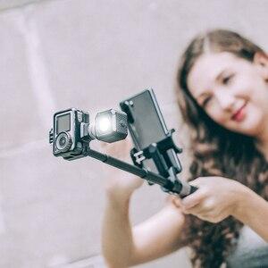 Image 3 - PGYTECH Per Gopro Hero 9 8 DJI Osmo Tasca 2 OSMO Macchina Fotografica di AZIONE di Palo di Estensione Treppiede Più Il Bastone Selfie per macchina Fotografica di Sport