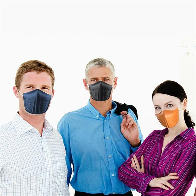 2PC Safe Anti Saliva infection Face covering Mouth mask shield isolation masks splash proof protection mouth protective supplies 5