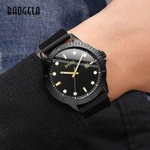 BAOGELA Hommes Quartz Montre Casual Mode Bracelet En Cuir Relogios Masculino 3ATM Étanche BL1808 king relogios k0672